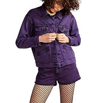 Wrangler W415RJ202 Chaquetas Mujer Viola L: Amazon.es: Ropa ...