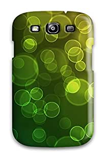 For Galaxy S3 Tpu Phone Case Cover(circle)