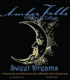 NV Amber Falls Winery Sweet Dreams Dessert wine 500 mL