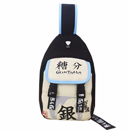 rare Schultertasche Tasche Shoulder Bag Rucksack reisetaschen Schwarz Blau Gintaria new