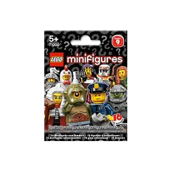 Lego 71000 Series 9 Minifigure Roman Emperor