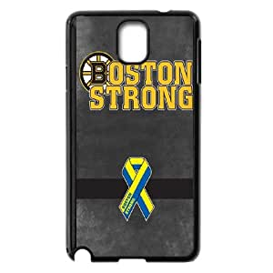 Boston Bruins Samsung Galaxy Note 3 Cell Phone Case Black AMS0695409