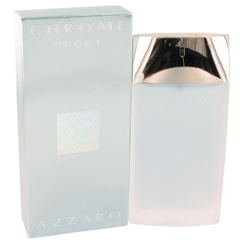 Loris Azzaro Chrome Sport for Men Eau-De-toilette Spray 3.4-Ounce AEP05246 44435