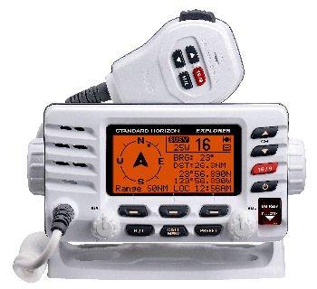ULTRA COMPACT 25W VHF WHITE