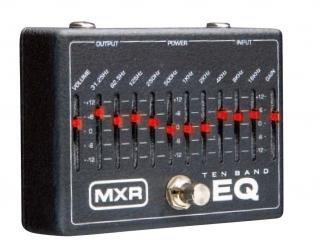 MXR M-108 10 Band Graphic EQ