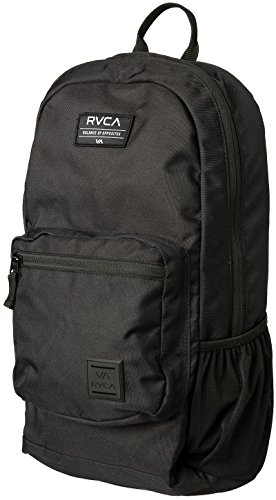 RVCA Men's Estate Backpack, Black, One Size by RVCA