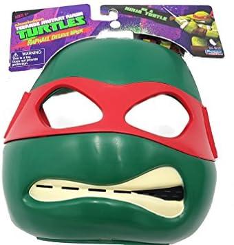 Máscara Raphael Tortugas Tortuga Ninja disfraz de carnaval disfraz ...