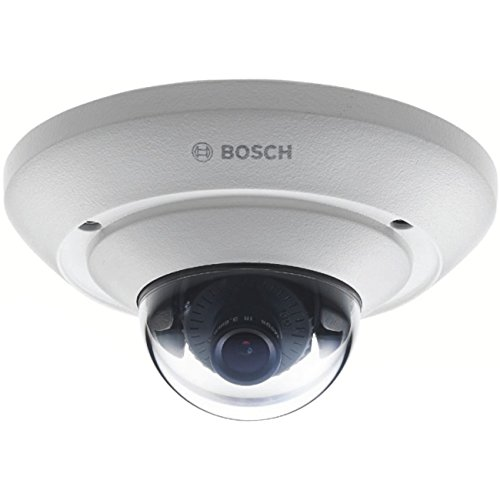 Bosch FlexiDome 5 Megapixel Network Camera - Color, Monochrome - Board Mount NUC-51051-F4