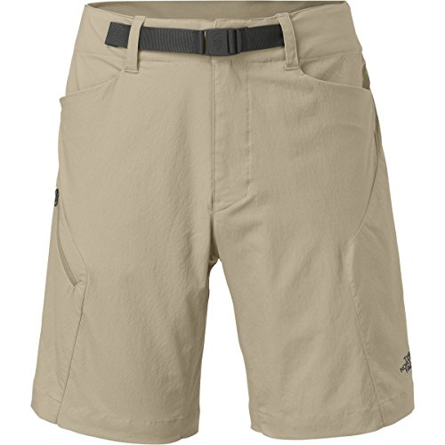 The North Face Straight Paramount 3.0 Short - Men's Dune Beige 36 (Brown Dune Beige Clothing)