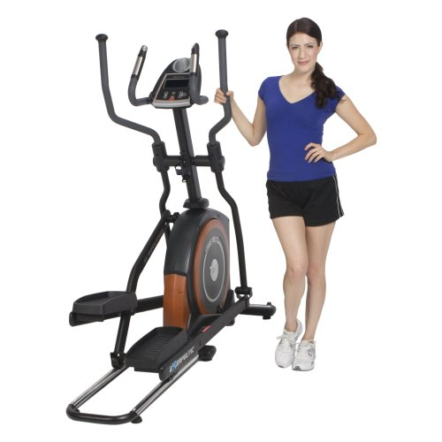 Exerpeutic 650 Heavy Duty 23-Inch Fitness Club Stride Programmable Elliptical
