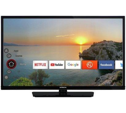 e094791d5a4 Hitachi 32 Inch Smart Freeview HD LED TV  Amazon.co.uk  Electronics