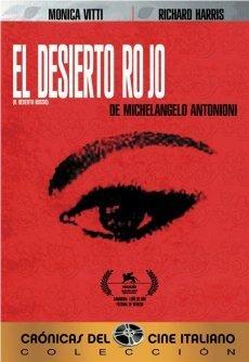 Il Deserto Rosso (Red Desert) (El Desierto Rojo) [NTSC/REGION 1 & 4 DVD. Import-Latin America] by MICHELANGELO ANTONIONI (Spanish subtitles)
