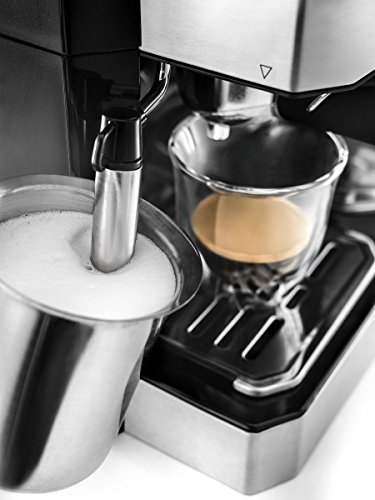 K Cup And Drip Coffee Maker Combo : DeLonghi BCO430 Combination Pump Espresso and 10-cup Drip - Import It All