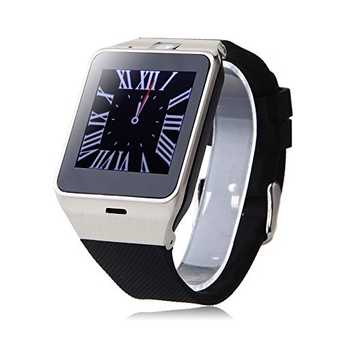 Amazon.com: Waterproof Aplus GV18 Smart watch phone 1.55 ...
