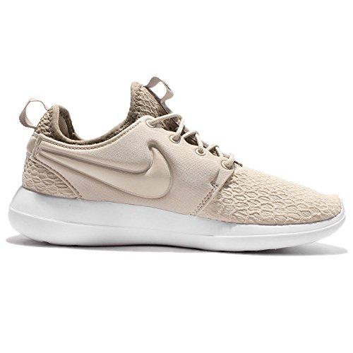 Nike - Zapatillas de Material Sintético para niña beige oatmeal/oatmeal-khaki-white