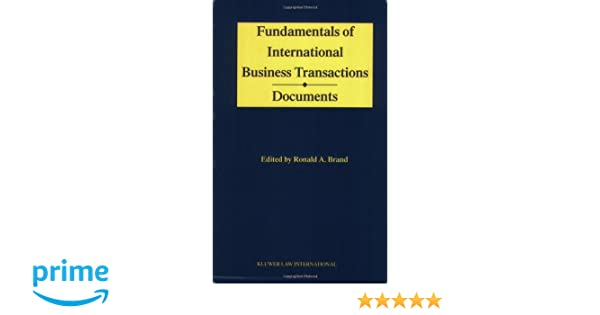 documents used in business transactions
