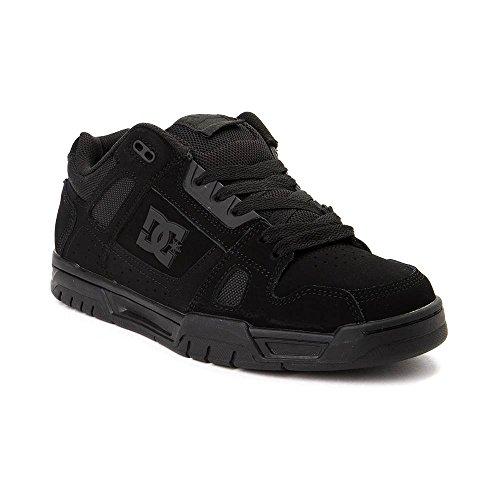 費やすマティスれる(ディーシー) DC 靴?シューズ メンズスケートシューズ Mens DC Stag Skate Shoe Black ブラック US 11 (29cm)