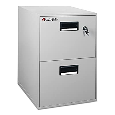Sentry Safe Fire-Safe File 2.08 Cubic Feet, Putty Color
