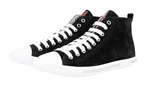 Sneaker Da Donna In Pelle 3t5731 Prada