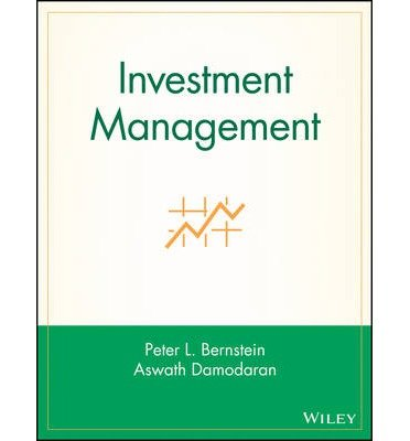 [ { INVESTMENT MANAGEMENT (UNIVERSITY) (WILEY FRONTIERS IN FINANCE) } ] by Bernstein, Margery (AUTHOR) Mar-17-1998 [ Paperback ]