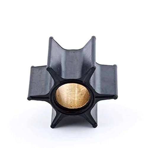 JahyShow Water Pump Impeller for Mercury Outboard 47-89984 47-65960 18-3017 65-225HP 75-225HP (75 Hp Chrysler Outboard Motor For Sale)