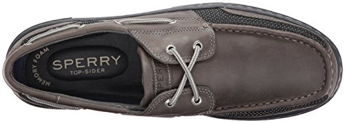 Sperry Mens Tarpon Ultralite Boat Shoe Grey