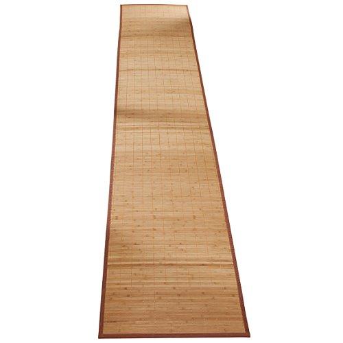 (Fox Valley Traders Bamboo Non Slip Runner 118