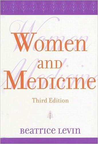 Women and Medicine