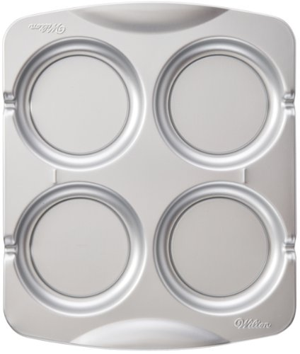 Wilton POPS Aluminum Round Cookie Pan