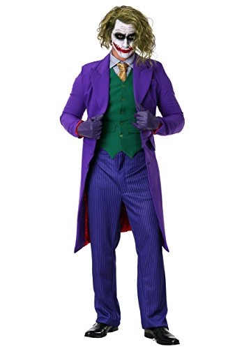 Rubies Costume Co. Inc Dark Knight The Joker Grand Heritage Costume (Small) -