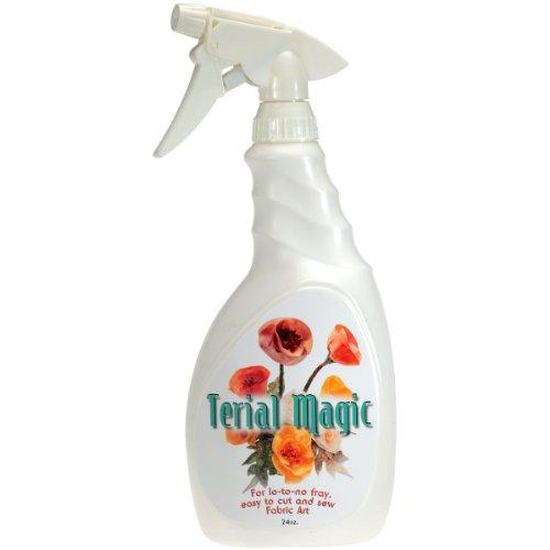 Gift Wrap Center (Terial Arts Terial Magic Fabric Spray - 24 oz. Spray Bottle)