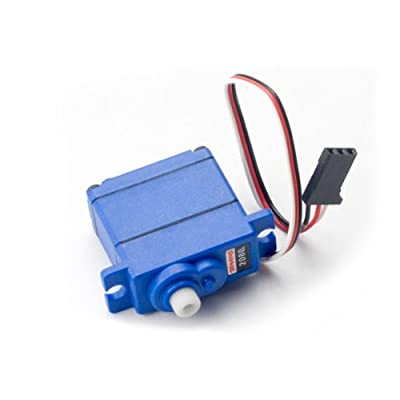 Traxxas 2080 Waterproof Micro Servo: Toys & Games