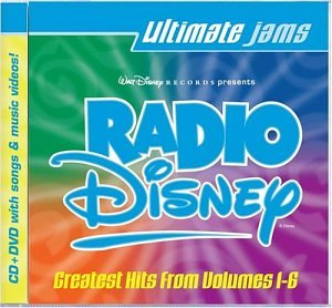 Radio Disney: Ultimate Jams Greatest Hits from Vol. 1 - 6