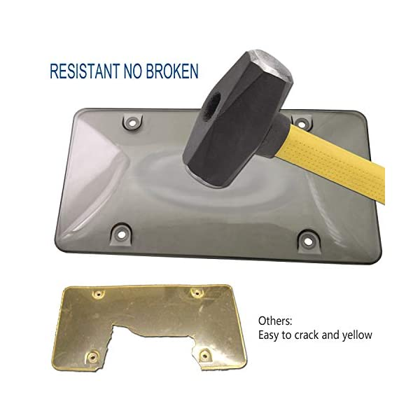 Silicone-License-Plate-Frame