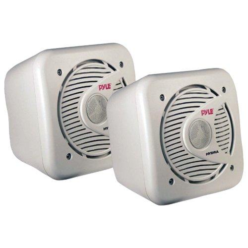 (Pyle Plmr53 2-way Shielded Marine Waterproof Speaker (5.25 150w))
