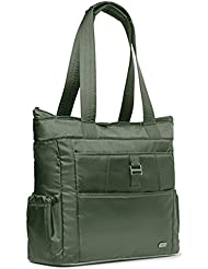 Lug Adagio Destination Tote Bag, Olive Green, One Size