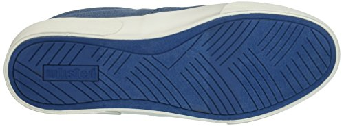 Unlisted by Kenneth Cole Mens Agent Sneaker Blue gaEvx