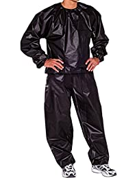 Sweat Track Sauna Suit Fitness Weight Loss Exercise Gym Training