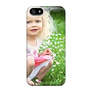 Sanp On Protector For SamSung Note 4 Phone Case Cover (girl Green Grass)