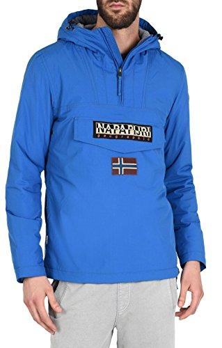 Napapijri, Chaqueta para Hombre Azzurro