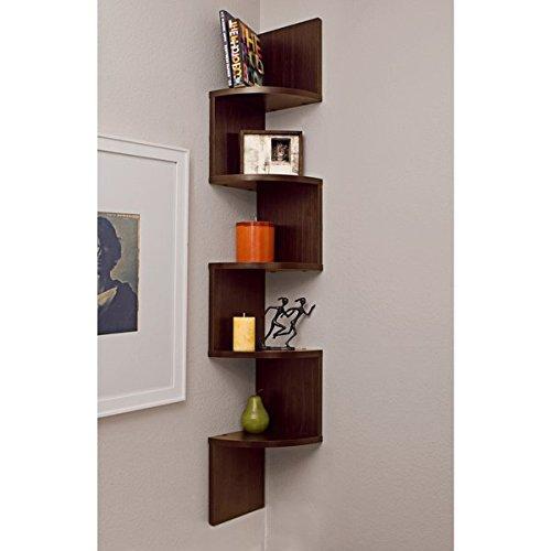 Our Walnut Skinny Tall Shelf, Wall Mounted Bookshelf Is a Spectacular Minmal Bookshelf for Any (Tall Skinny Shelves)