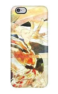 Flexible Tpu Back Case Cover For Iphone 6 Plus - Haikyuu
