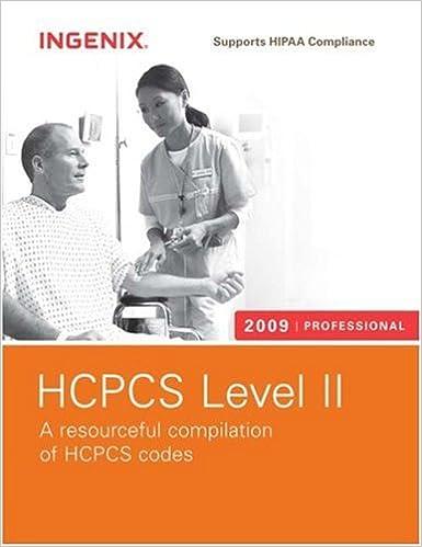 HCPCS 2009 Level II Professional Softbound (HCPCS Level II Professional)