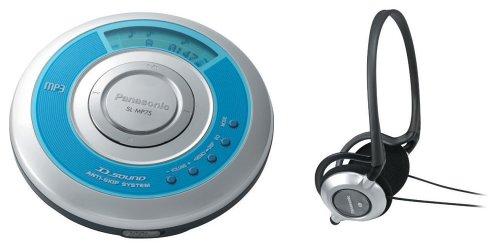 Panasonic SL-MP75 Portable CD / MP3 Player