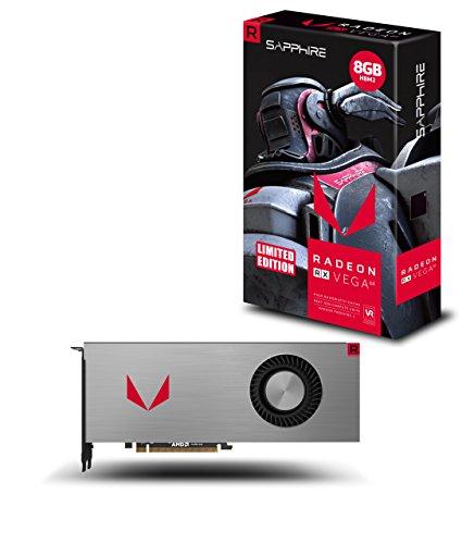 Sapphire Radeon RX VEGA 64 8GB HBM2 HDMI / TRIPLE DP LIMITED EDITION PCI-E Graphics Card 21275-01-20G