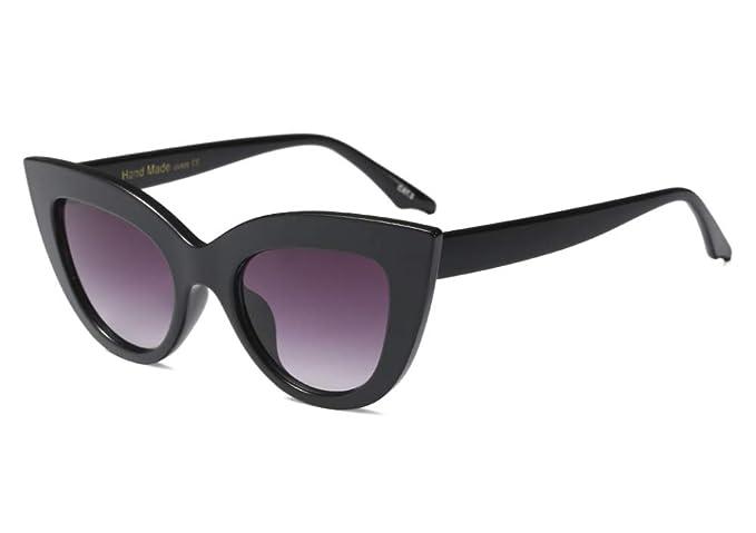 Amazon.com: Gafas de sol estilo vintage retro para mujer ...