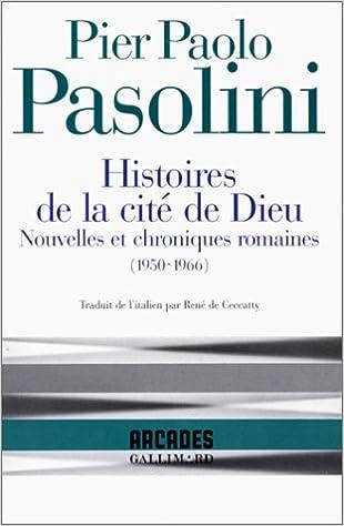 Livres Histoires de la cité de Dieu epub, pdf