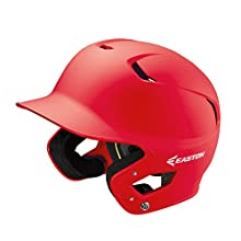 Easton Junior Z5 Grip Batters Helmet, Red