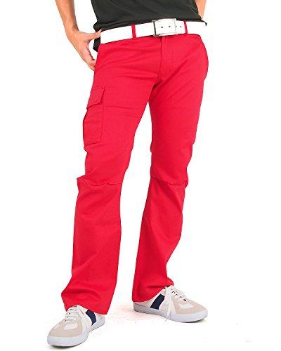 (トップイズム) TopIsm ゴルフパンツ メンズ ストレッチ ブーツカット golf パンツ