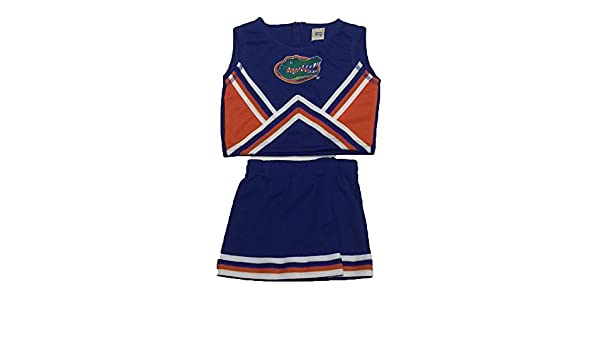 Amazon.com   Florida Gator Toddler - Youth Embroidered Cheerleader Outfit  (3)   Sports   Outdoors 0f2dad284